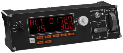 Контроллер Logitech Flight Multi Panel Black (945-000009)