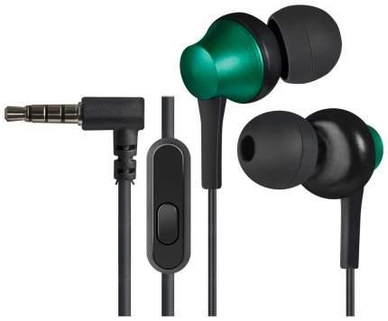 Наушники Defender Pulse 470 Green/Black