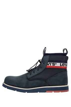 Ботинки мужские Levi's 3745802900 синие 44 US