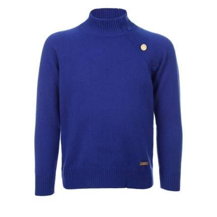 Свитер Small Silk Shirt, цв. синий, 104 р-р
