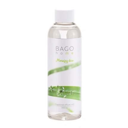 Наполнитель для ароматического диффузора BAGO home Утренняя роса 200 мл