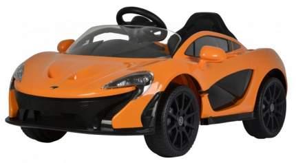 Электромобиль Mclaren Z672 R, Оранжевый