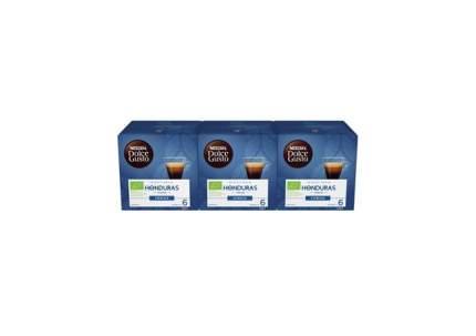 Кофе в капсулах Nescafe Dolce Gusto Эспрессо Гондурас 3 штуки по 12 капсул