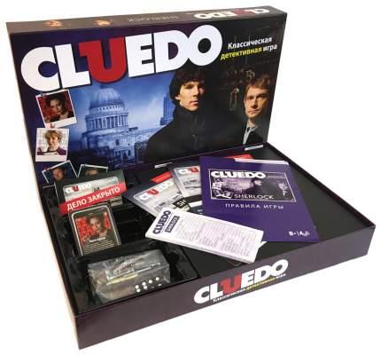 Настольная игра Hasbro Клуэдо. Шерлок Холмс