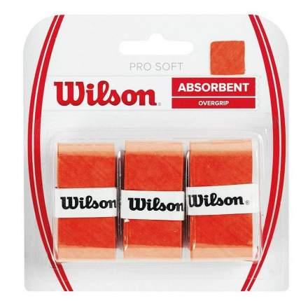Овергрип Wilson Pro Soft Overgrip, Для разного уровня