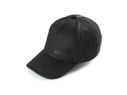 Кепка Skoda Votex VAG 000084300AM черная