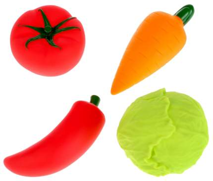 "Игрушки для купания ""Овощи"""