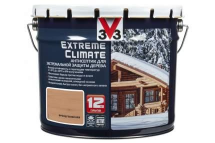 Антисептик для экстремальной защиты V33 Extreme Climate 2.5 л, Цвет французский беж