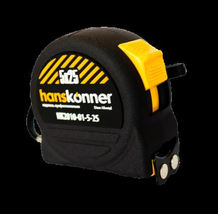 Рулетка Hanskonner HK2010-01-5-25