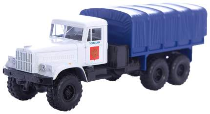 Машинка Autotime KRAZ-255B Полиция