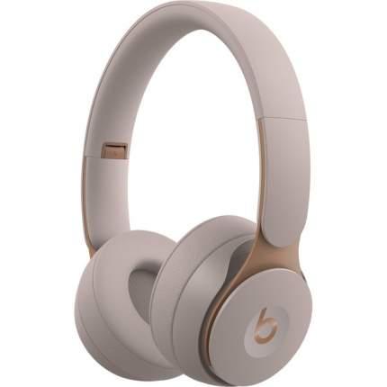 Наушники беспроводные Beats Solo Pro Grey (MRJ82EE/A)