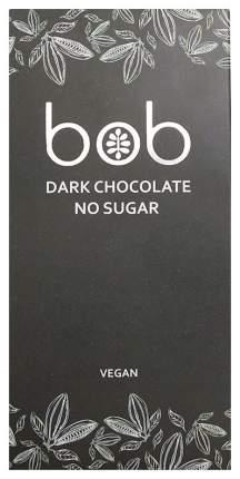 Шоколад темный Bob низкоуглеводный