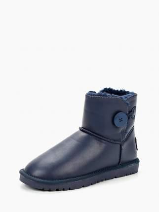 Угги женские Marco Bonne` 3352-5EP66 синие 38 RU