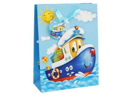 Пакет подарочный Белоснежка Кораблик