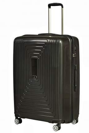 чемодан из полипропилена L'Case Moscow черный L