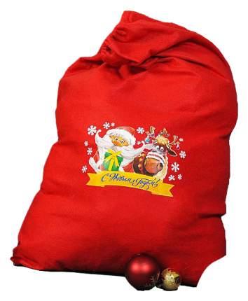 Праздничный мешок Страна Карнавалия Дед Мороз - С Новым Годом 2226422