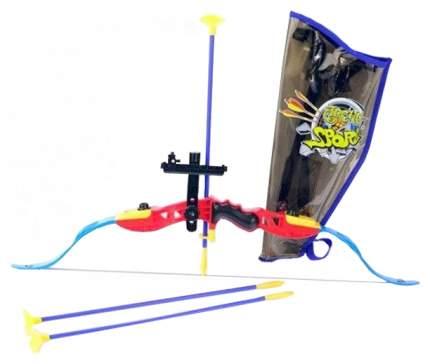Лук в наборе с 3 стрелами, 78x27см