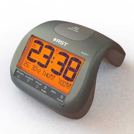 Настольные часы-будильник RST Snail 117