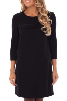 Платье женское Gloss 19340(01) черное 38 RU