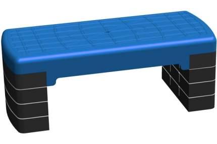 Степплатформа 68 х 28 см 4-х уровневая синяя, КисПис KisPis