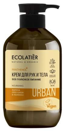 Крем для рук и тела Ecolatier SOS Глубокое питание 400 мл