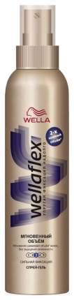 Средство для укладки волос Wella Wellaflex Мгновенный объем