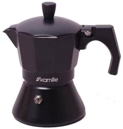 Кофеварка гейзерная Kamille 2513