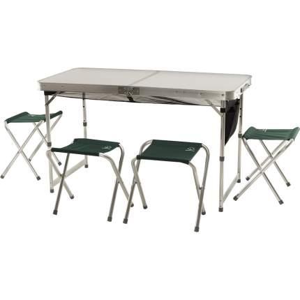 Набор складной мебели Greenell FTFS-1 V2, зеленый