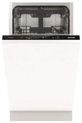 Встраиваемая посудомоечная машина Gorenje GV57211 Белый