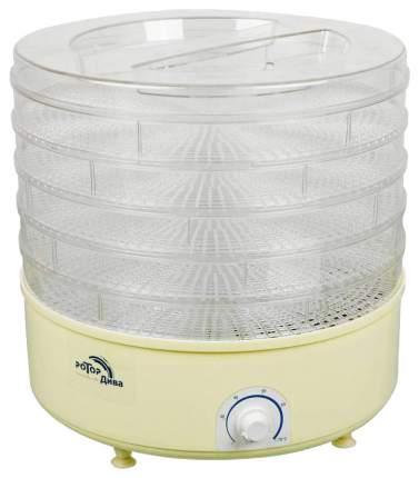 Сушилка для овощей и фруктов Ротор СШ-007-06 yellow