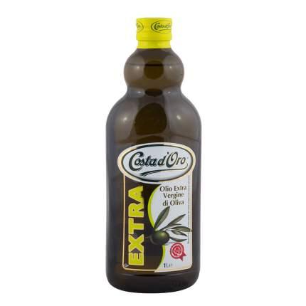 Масло Costa d'Oro extra vergine оливковое нерафинированное 1 л