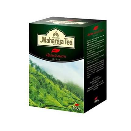 Чай ассам черный Maharaja Tea байховый целый лист 100 г