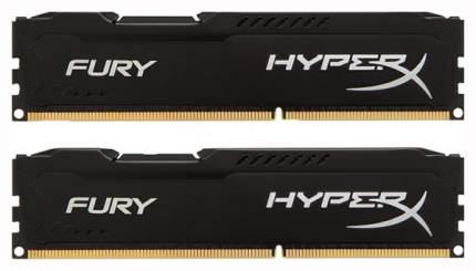 Оперативная память Kingston HyperX FURY HX318C10FBK2/8