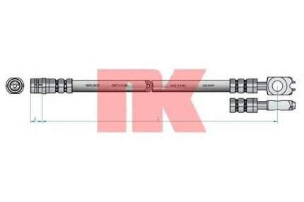 Шланг тормозной системы Nk 854765