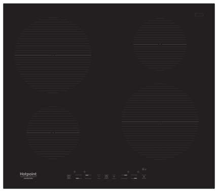 Встраиваемая варочная панель индукционная Hotpoint-Ariston IKIA 640 C Black