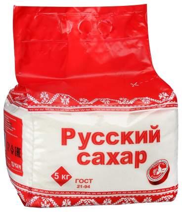 Сахар песок Русский Сахар гост 5 кг