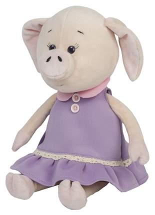 Мягкая игрушка Maxitoys Свинка Наденька в Платье, 20 см