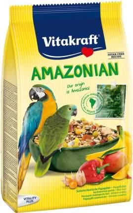 "Корм для крупных попугаев Vitakraft ""Amazonian"", 750 г"