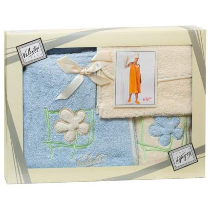 Набор для сауны женский VALENTINI арт,Flower2 2107