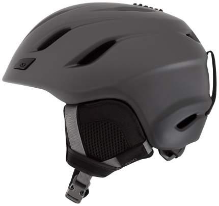 Горнолыжный шлем Giro Nine 2019, темно-серый, L