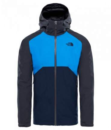 Спортивная куртка мужская The North Face Stratos, asphalt grey, S