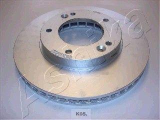 Тормозной диск Ashika 60-0K-005