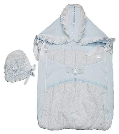 Конверт Malek-Baby для новорожденного Голубой 306Т р.74
