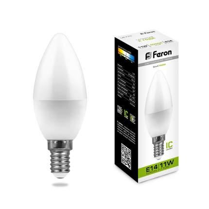 Лампа светодиодная Feron LB-770 11W E14 4000K