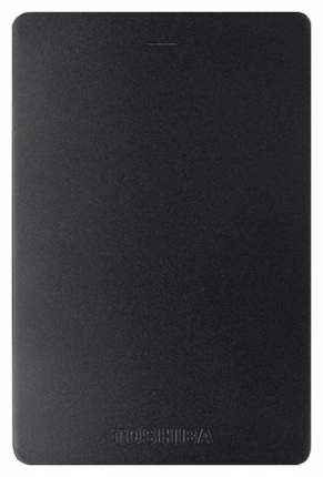 Внешний SSD накопитель Toshiba Canvio Alu 500GB Black (HDTH305EK3AB)