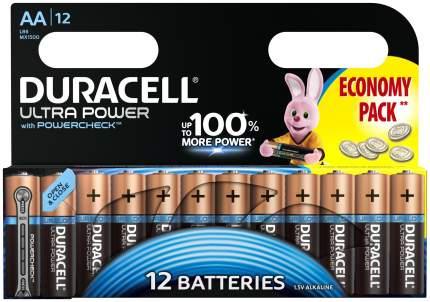 Батарейка DURACELL UltraPower LR6/12BL 12 шт