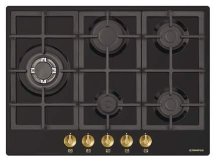 Встраиваемая варочная панель газовая MAUNFELD EGHE.75.33CB.R/G Black