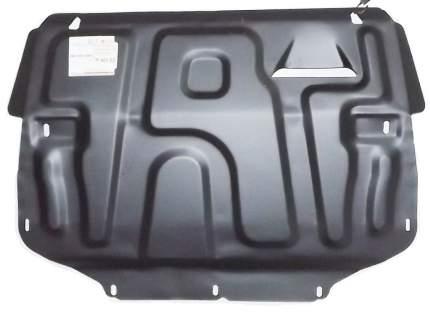 Защита картера АВС-Дизайн для Skoda (25.401.C2)