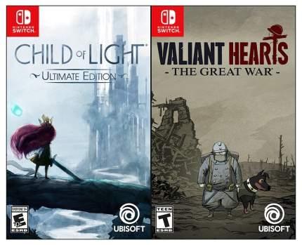 Игры для Nintendo Switch Ubisoft Child Of Light+Valiant Hearts