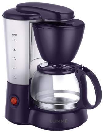 Кофеварка капельного типа LUMME LU-1603 Purple